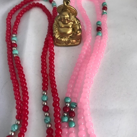 b752d4d157908 Tibetan necklaces. Reserved
